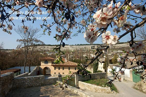 Апрельская прогулка в цветущий Бахчисарай - фоторепортаж