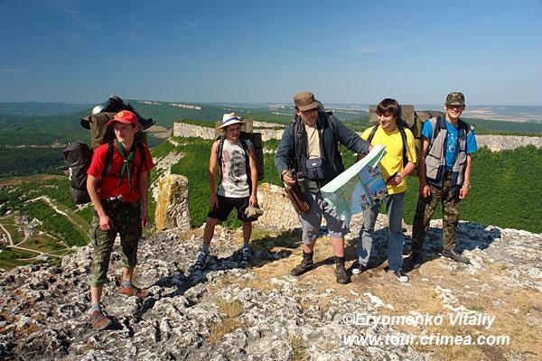 Поездка к пещерным городам Тепе-Кермен и Качи-Кальон – фоторепортаж.