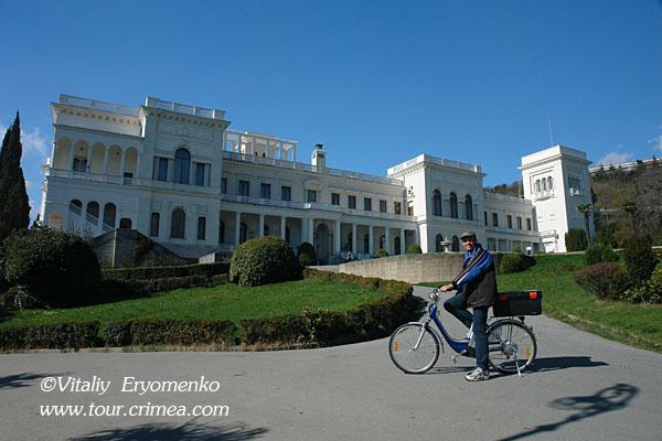 Первый электровелосипед в Крыму – транспорт будущего!- фоторепортаж