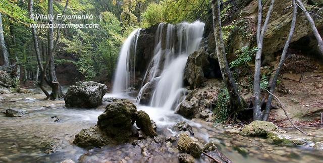 Водная феерия на водопаде Серебряные струи – фоторепортаж