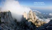 Покорение горы Ай-Петри на электровелосипеде или осенняя роскошь крымской осени –фоторепортаж.